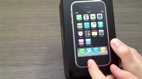 iphone 3g iphone 3g unboxing