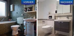 Badrenovierung Vorher Nachher : dusch badsanierung scheibel heizung bad ~ Sanjose-hotels-ca.com Haus und Dekorationen