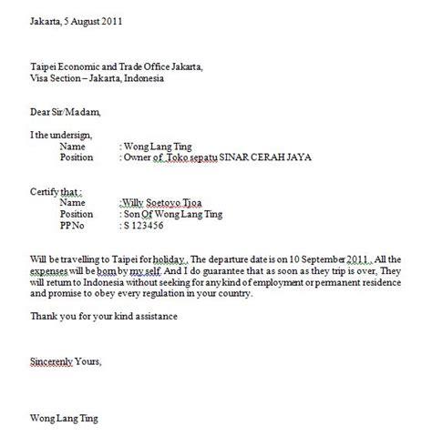 bazktz blog apply visa taiwan  teto jakarta