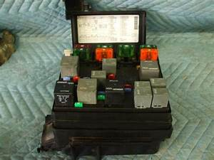 Purchase Pontiac Grand Am Fuse Box Under Hood Main Relay