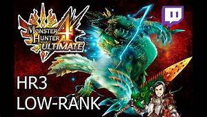 Hr 3 Online : stream down boy greatsword zinogre monster hunter 4 ultimate 3ds hr3 multiplayer online youtube ~ Watch28wear.com Haus und Dekorationen