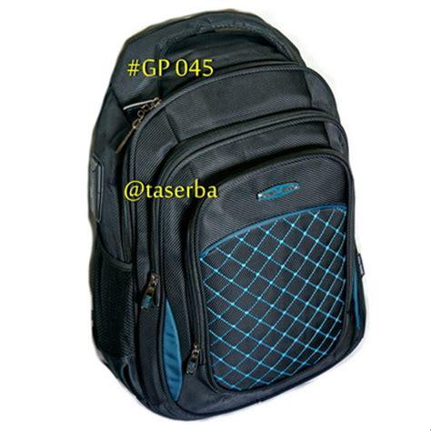 jual tas ransel laptop backpack notebook merk grand polo gp 045 di lapak koper vs ransel taserba