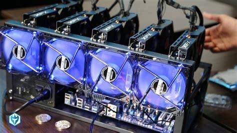 crypto mining how to build a crypto mining rig