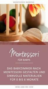 Montessori Spielzeug Baby : die besten 25 montessori spielzeug ideen auf pinterest montessori montessori spielzimmer und ~ Orissabook.com Haus und Dekorationen