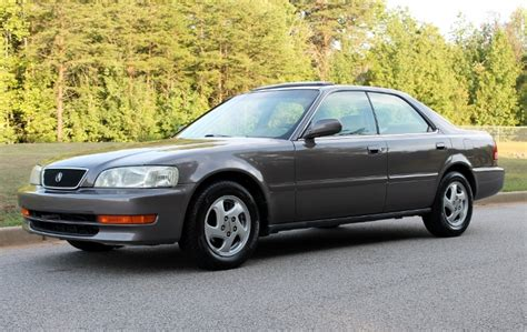 1997 Acura Tl by 1997 Acura Tl 3 2 Liter V6 Automatic Leather Seats