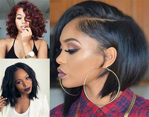 Black Women Bob Hairstyles To Consider Today