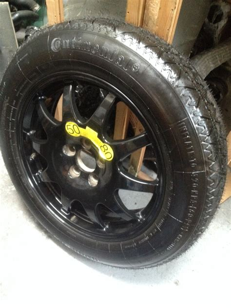 range rover sport space saver spare wheel  discovery
