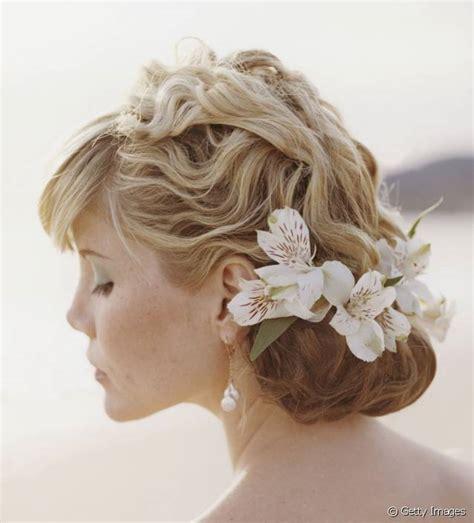chignon mariage 15 id 233 es de chignons de mari 233 e beaut 233 fr