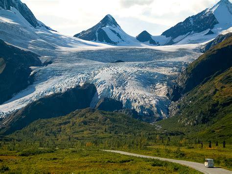 Alaska's Best Roadside Glaciers | Here's how to see ...