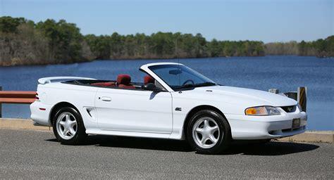 1995 Ford Mustang Gt Convertible 2door Ebay