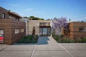 Malibu, Contemporary, Home, Design, Concept, By, Doug, Burdge