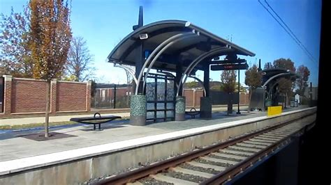 Scaleybark Light Rail Station charlotte light rail lynx riding from scaleybark station