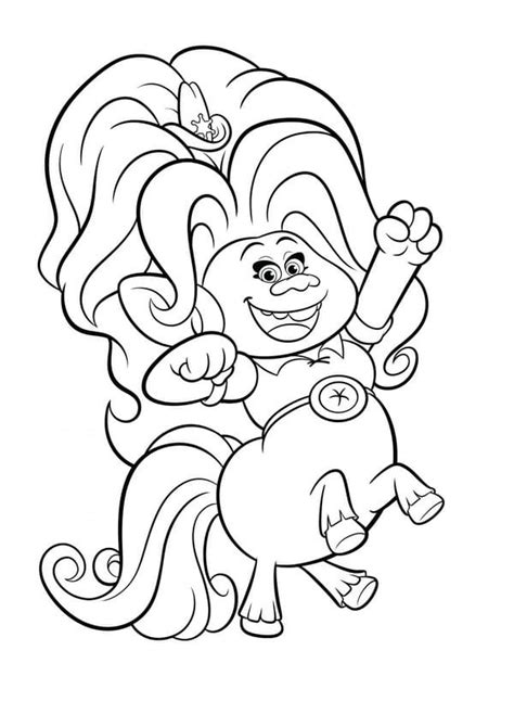 top  printable trolls world  coloring pages
