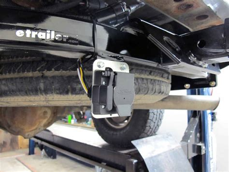 Silverado Trailer Wiring Harnes by Replacement Custom Multi Tow 7 Way And 4 Way Trailer