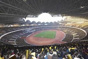 Inside North Korea's May Day stadium - Business Insider