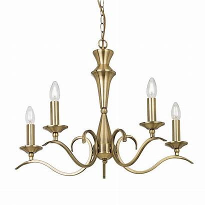 Brass Antique Chandelier Pendant Lighting Coralline Kora