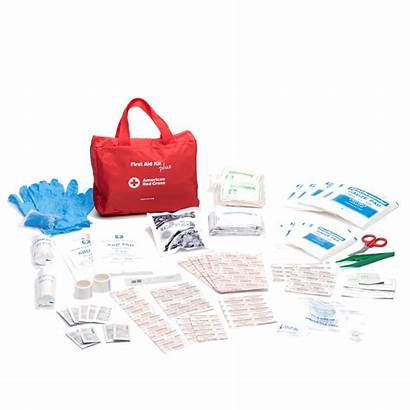 Aid Cross American Kits Label Template Emergency