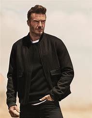 David Beckham H and M Collection
