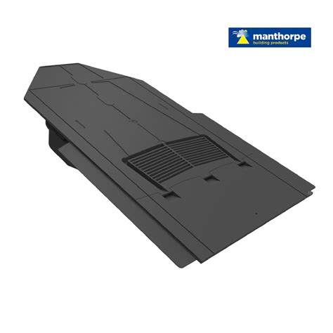 in line slate roof vent for made tiles