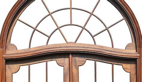 storm frame windows  wood details