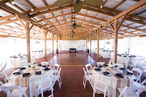Rustic, Navy Blue And Cream Tampa Destination Wedding