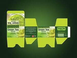 Green Tea Veggie Box by nordzromulo on DeviantArt