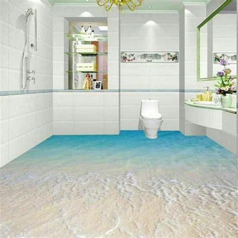 Tapete Für Feuchträume by 3d Fliesen Badezimmer Renovieren Bathroom 3d Tiles