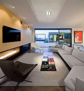 21, Fresh, Modern, Living, Room, Designs