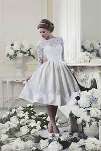 Robe De Mariee Courte : robe de mariee courte et retro ~ Preciouscoupons.com Idées de Décoration