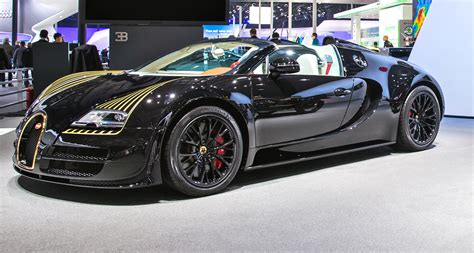 Veyron Bugatti Black Bess Bugatti Veyron Black Bess