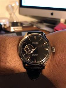 Seiko, Second, Hand, Stopping, Stuck, On, Minute, Hand