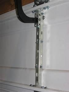 Wayne Dalton Adjustable Operator Attachment Bracket For