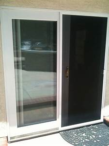 Screen door and window screen repair and replacement simi for Sliding patio doors with screens