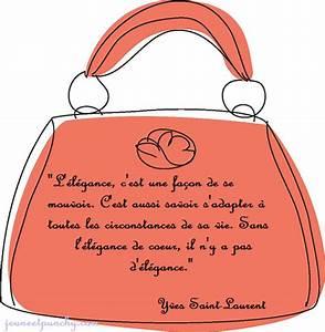 Elegance De Sale : sans l 39 l gance de coeur il n 39 y a pas d 39 l gance ysl jeune et punchy ~ Indierocktalk.com Haus und Dekorationen