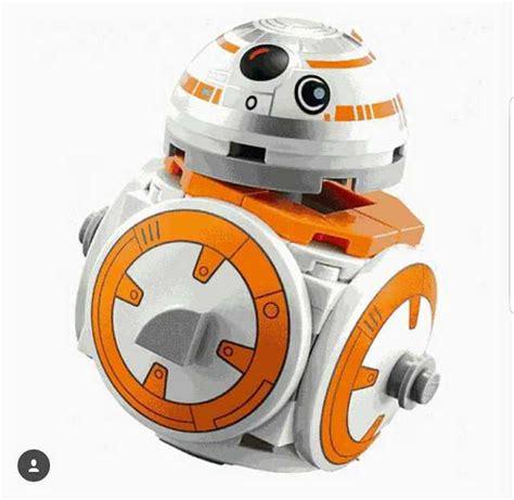LEGO Star Wars May the 4th : un polybag BB-8 brick-built ...
