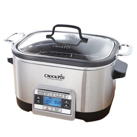 5 in 1 crock pot 174 multi cooker crock pot 174 canada