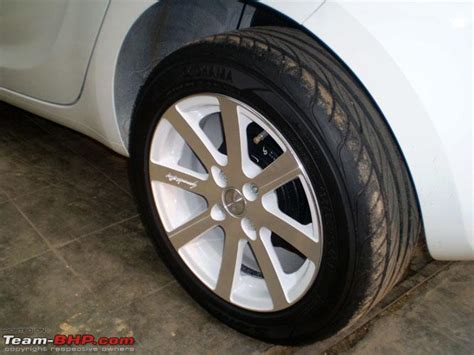 Tyre Upgrade For I20.