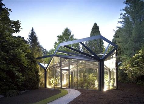 glas gewaechshaus bauen inspirierende design ideen fuer