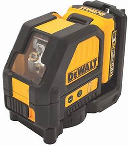 DEWALT DW088LG 12V Green Cross Line Laser eBay
