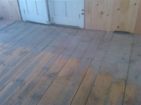 Do You Have Old Pine Floors?   Baker Floor Refinishing LLC