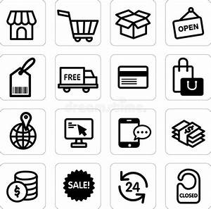 Vector Icons Set People And Family Stock Vector