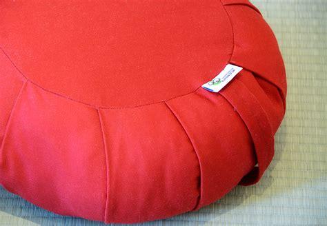 coussin de m 233 ditation zafu en coton futon d or matelas naturelsfuton d or matelas naturels
