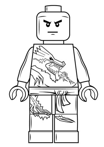 Lego City Coloring Paper Chilangomadrid Com