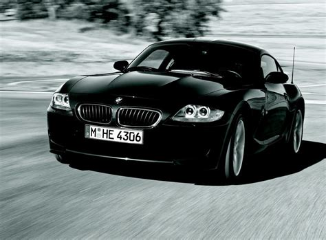 2007 Bmw Z4 M Coupe Review