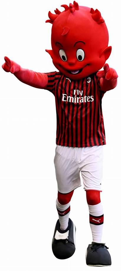 Milan Mascot Render Footyrenders Szwejzi Renders Football