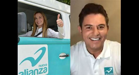 Ernesto Laguardia y Gaby Goldsmith serán diputados ...