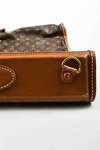 VINTAGE Louis Vuitton The French Luggage Company Brown ...