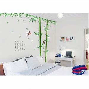 fine chinese bamboo wall decal wall decals vinyl wall With what kind of paint to use on kitchen cabinets for vinyl wall art trees