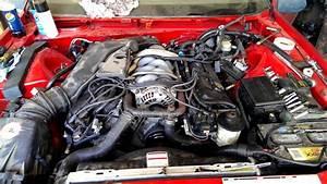 32v Thunderbird Engine Swap From Lincoln Mark Viii