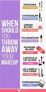 When Should You Throw Away Your Makeup  Ignoring The